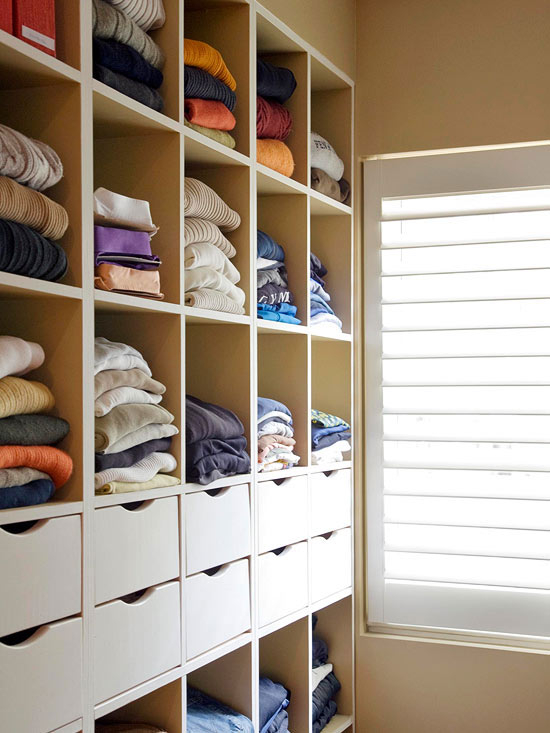 Modern Furniture Design: Easy Organizing Tips for Closets ...