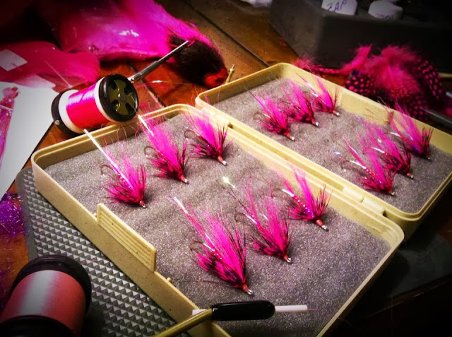 Gorge Fly Shop: Angel Girl Steelhead Flies