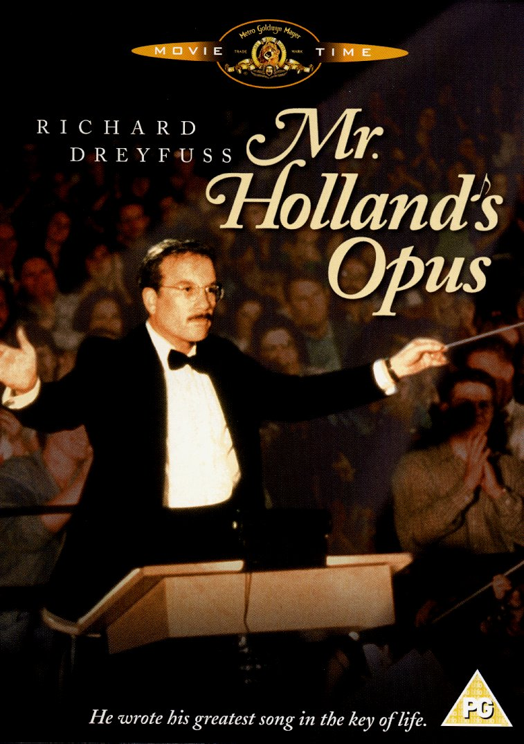 movie review on mr holland opus Deafness: mr holland's opus (movie) est time: 2 hours viewing/45 minutes  class the contents of this case study were developed under a grant from the  us.