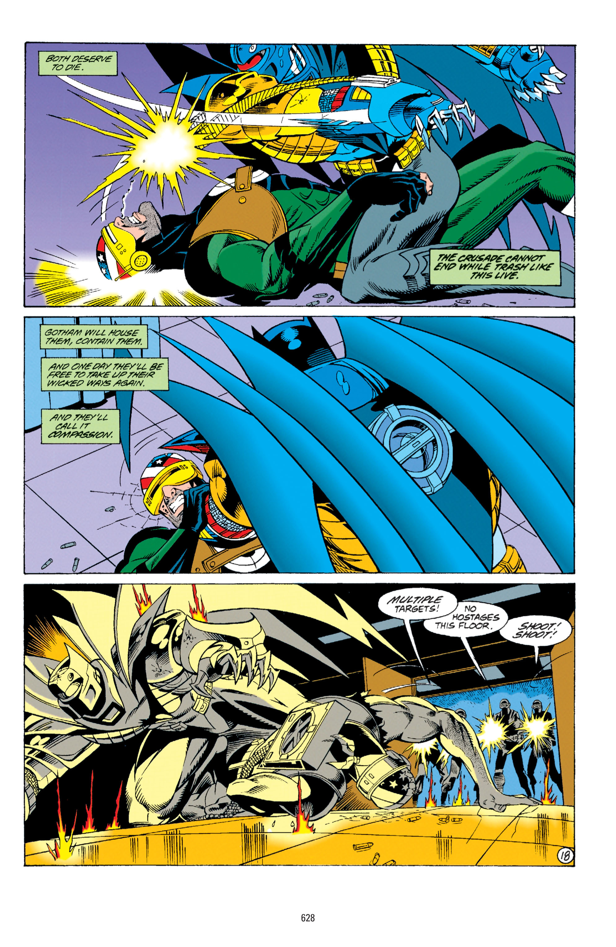 Detective Comics (1937) Issue #675 Page 18