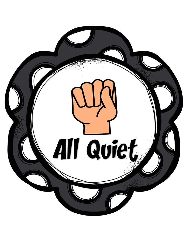 Queen of the Jungle: Classroom Organization - Back to ... Quiet Signal For Teachers