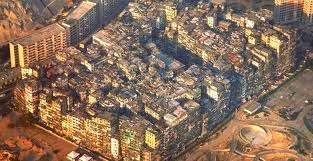 Ciudad amurallada Kowloon