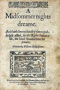 What inspired band name A Fine Frenzy - A Midsummer Night's Dream - William Shakespeare
