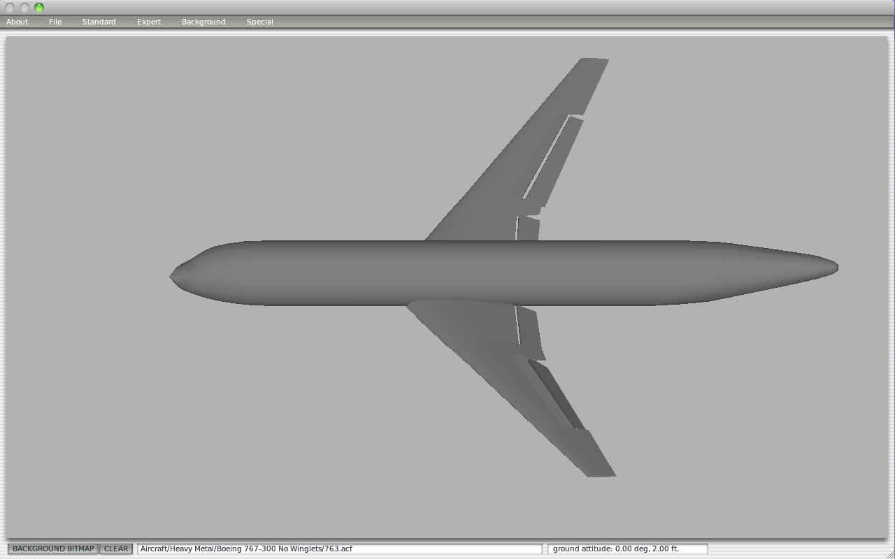 FSXP, a new Generation in X-plane Aircraft: Continuing changes