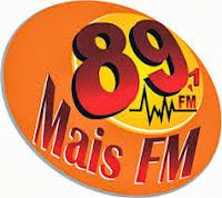 ouvir a Rádio Mais FM 89,1 Campina da Lagoa PR