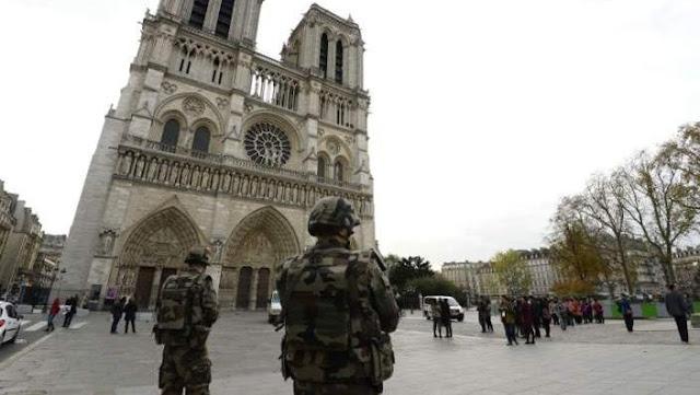 Kemenlu Minta WNI yang Kunjungi Prancis Selalu Waspada