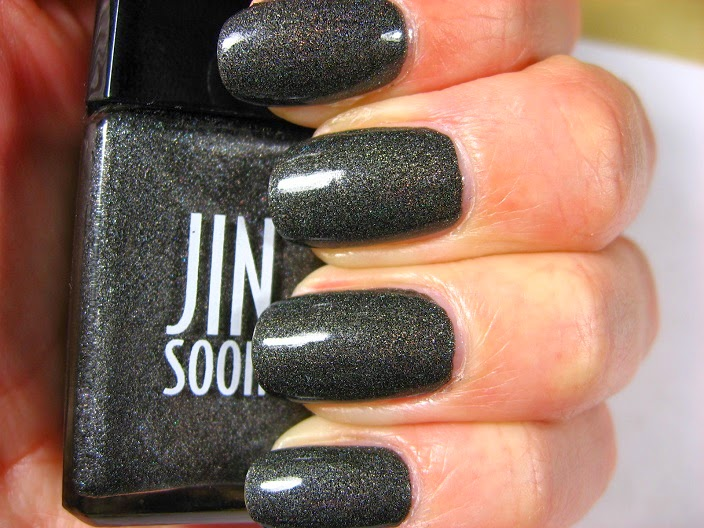 Right on the Nail: JINsoon Fall 2013 Tibi Collection Swatch: Mica