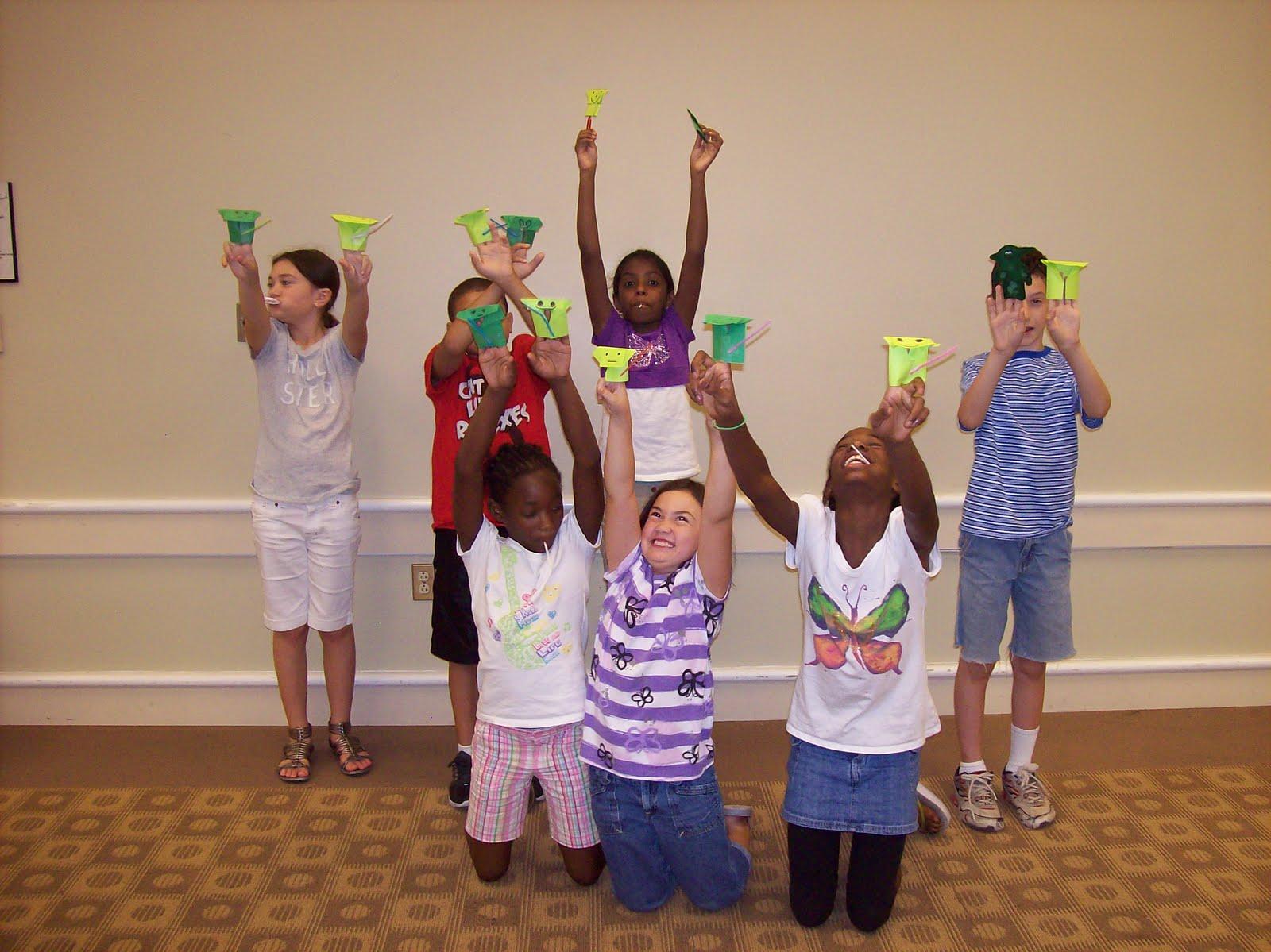 CPL Children's Blog: The Strange Case of Origami Yoda – A ... - photo#15