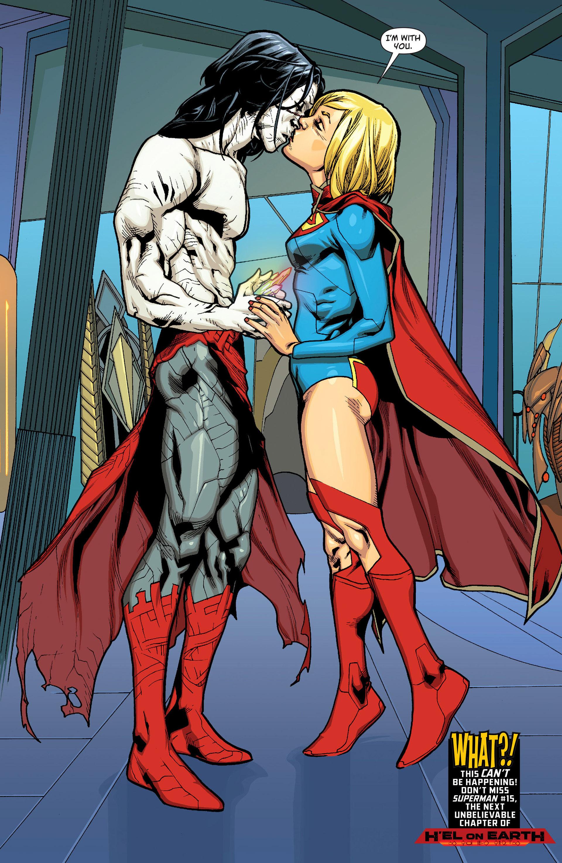 Supergirl (2011) Issue #15 #17 - English 21