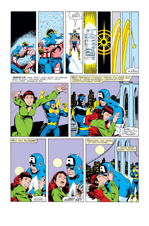 Captain America (1968) Issue #292 #208 - English 23