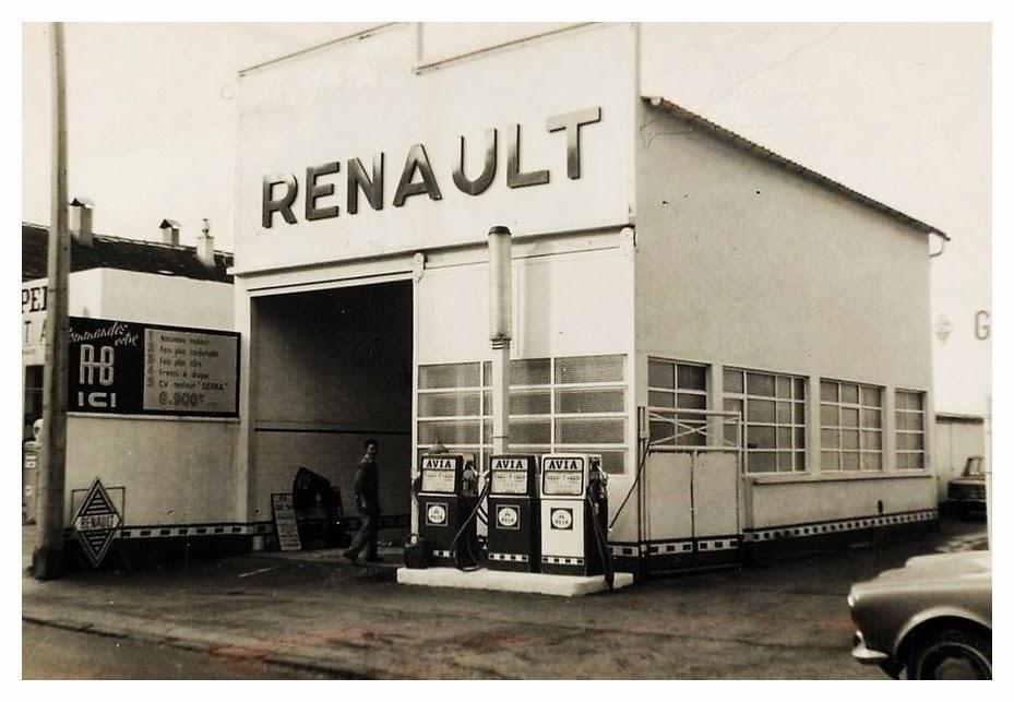 L 39 univers du garage et de la station service garage renault for Garage renault villeneuve la guyard