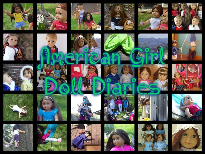 American Girl Doll Diaries