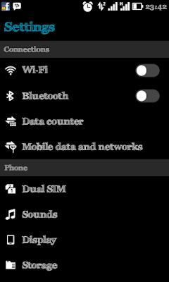 Download FFF tusj Fonts For Nokia X2 Dual Sim