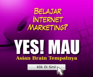 belajar internet marketing dan bisnis online