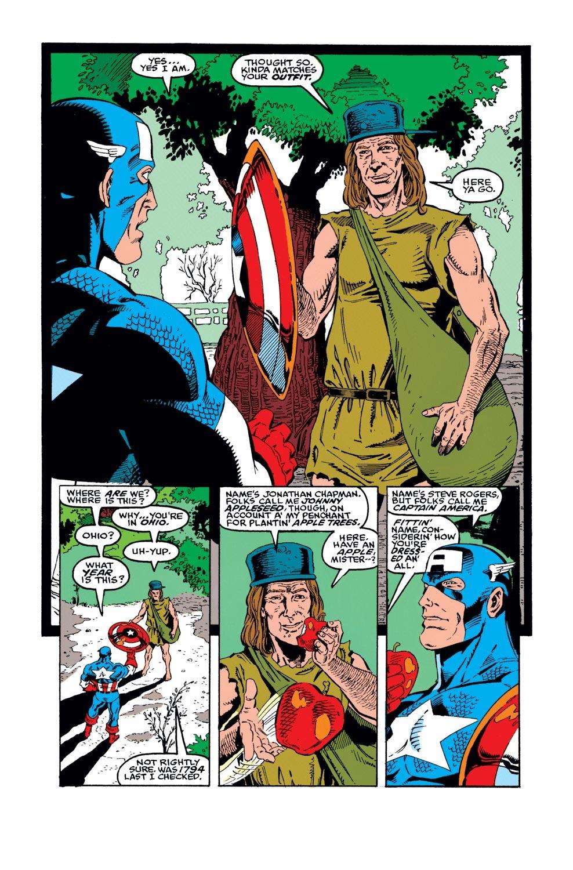 Captain America (1968) Issue #383 #316 - English 6