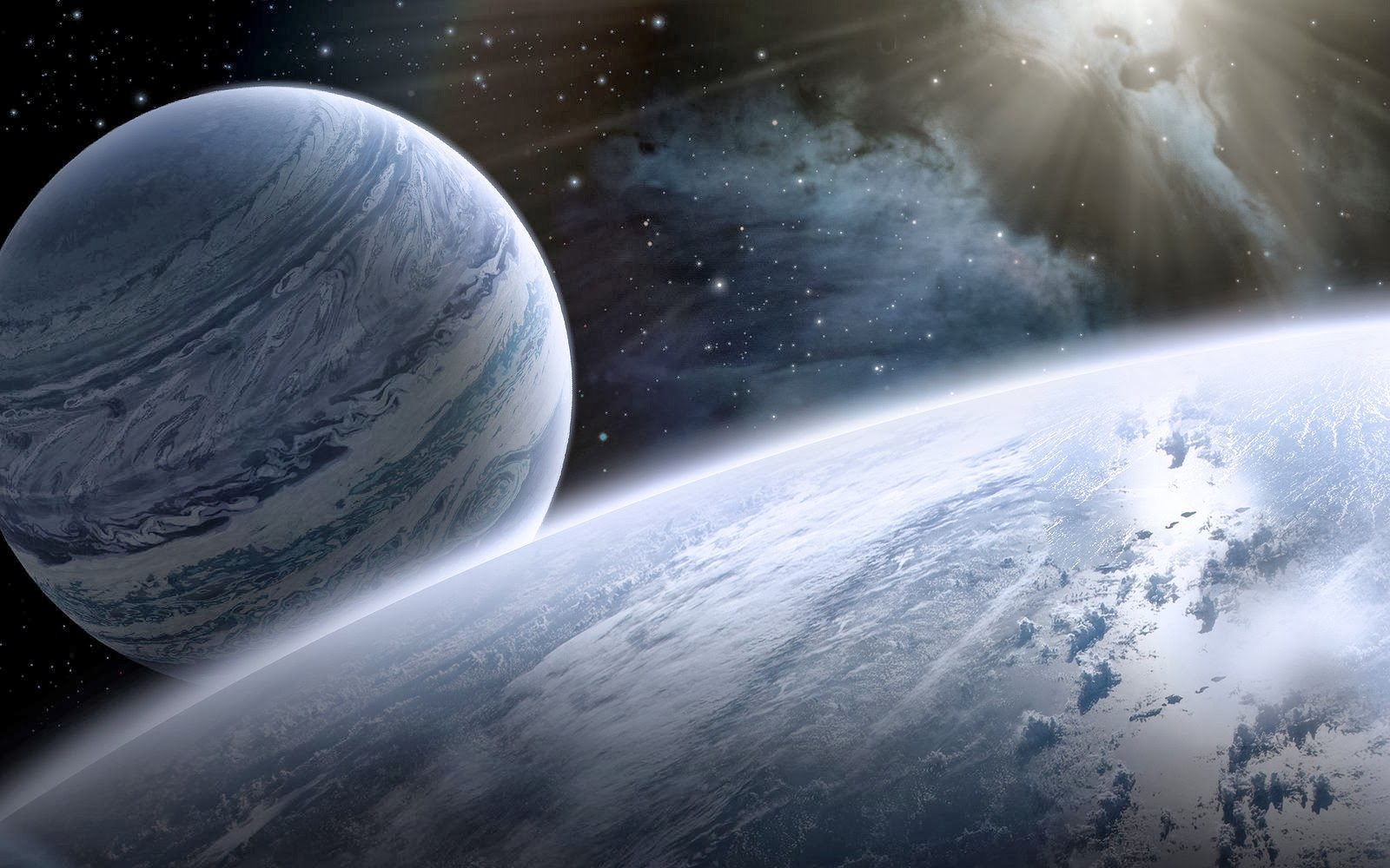 Beyond Earthly Skies: A Jupiter-size Planet in the ...