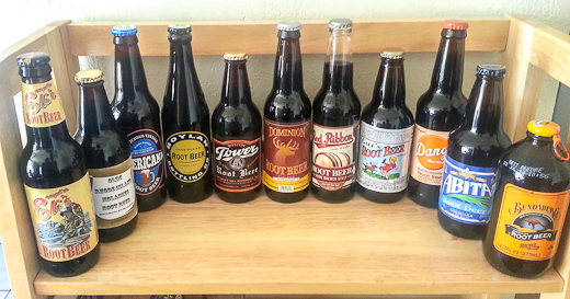 Root Beer Collection