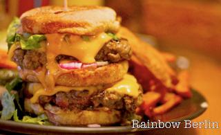 the birds: les meilleurs burger de berlin