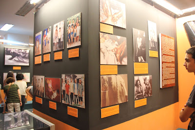 Ausstellung Fotografien des Vietnam-Krieges