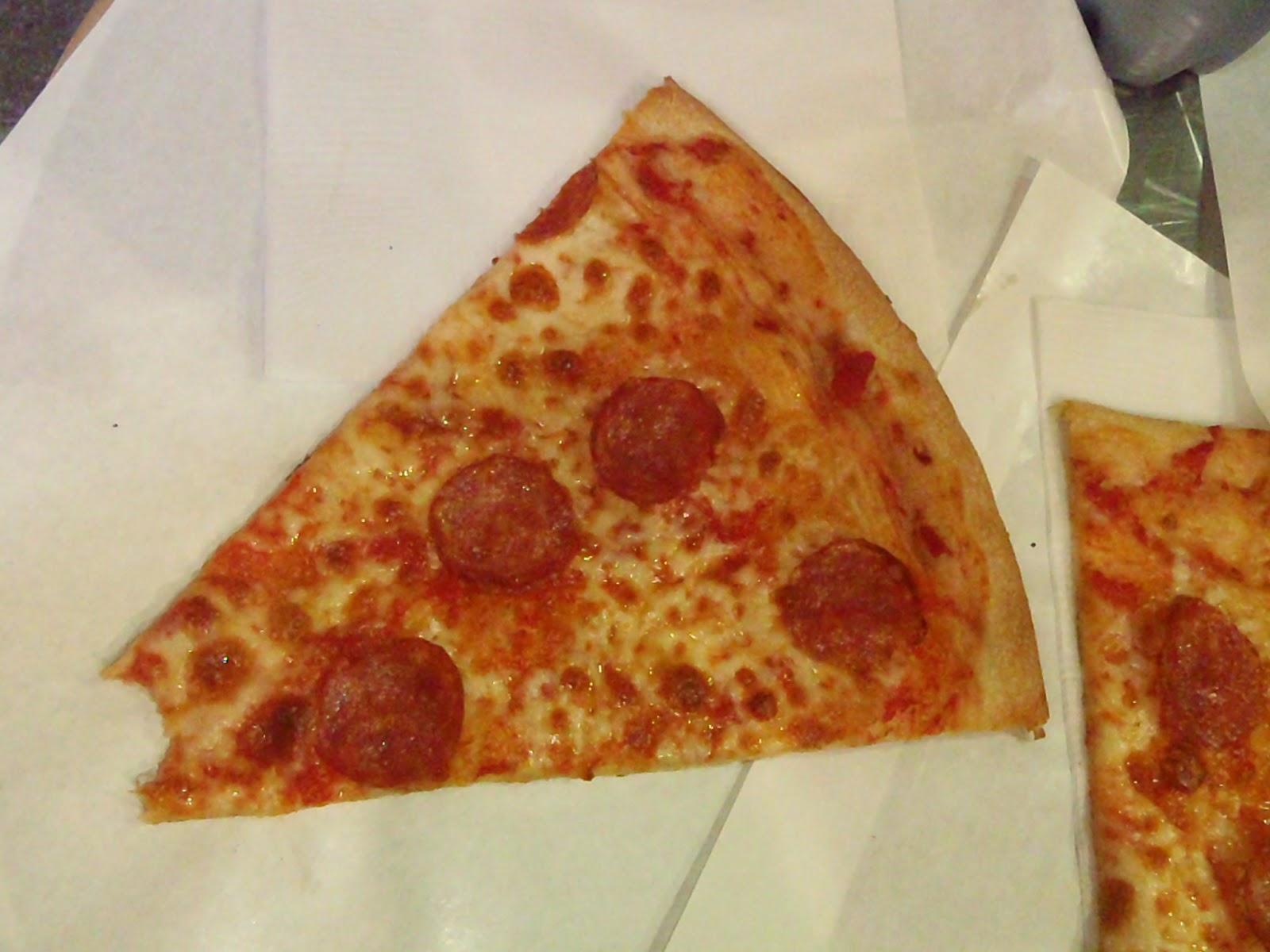 Pizza in Venice