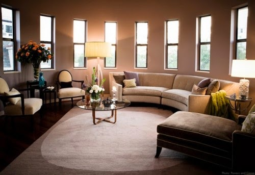 Round Sofas Designs Unique Living Room Furniture Design