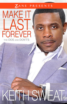 Keith Sweat - Make It Last Forever Bookcover