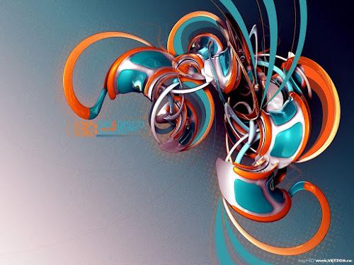 gambar wallpaper keren 3D