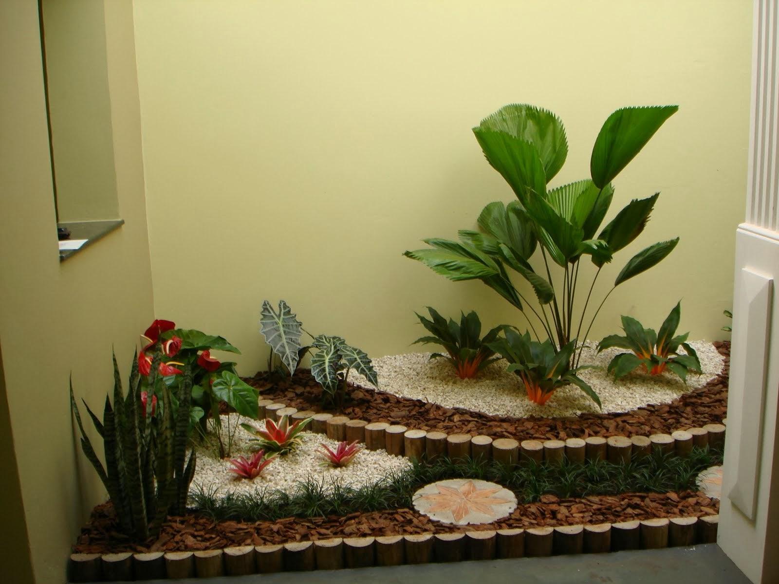 #446118 Jardim de Inverno veja modelos dicas e sugestões de quais planta  1600x1200 px Banheiros Pequenos Com Jardim 521