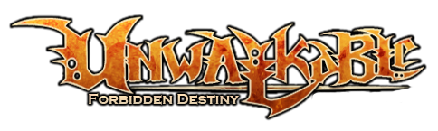 [Demo included] Unwalkable: Forbidden Destiny TitleLogo