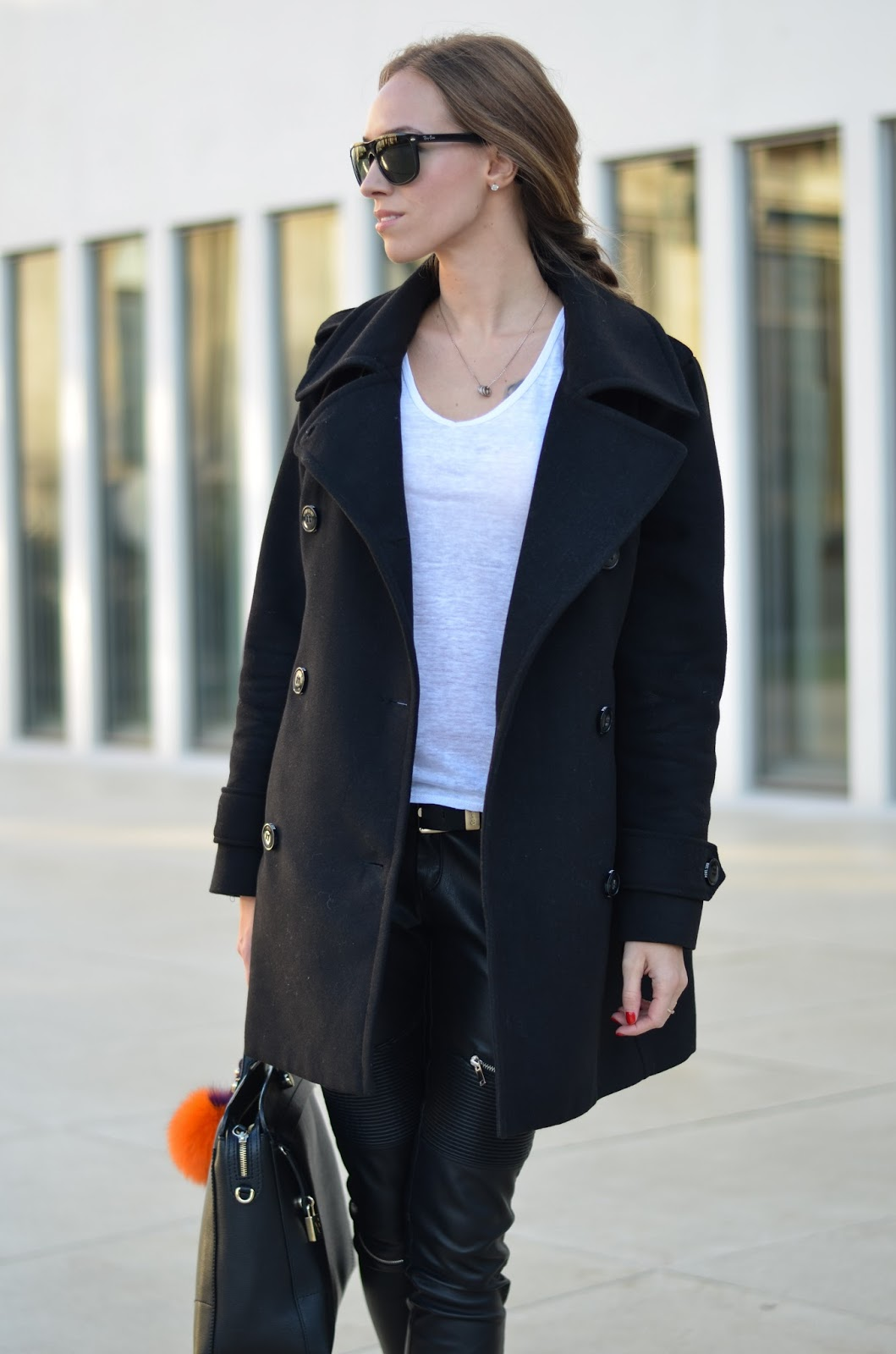 kristjaana mere minimalist casual winter fashion
