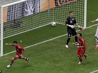 Euro 2012 Ba Lan và Nga Hòa 1-1