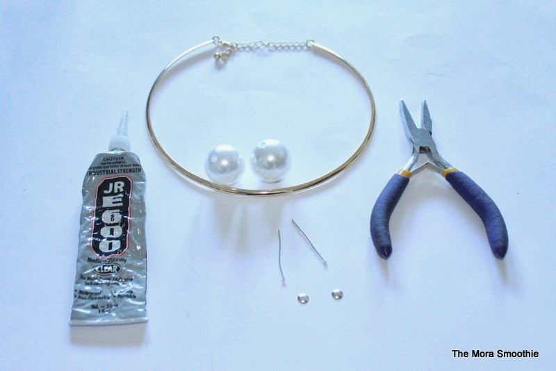 do it your self, diy fashion, tutorial, tutorial necklace, themorasmoothie, diy chanel, chanel, fashion blog, fashionblogger