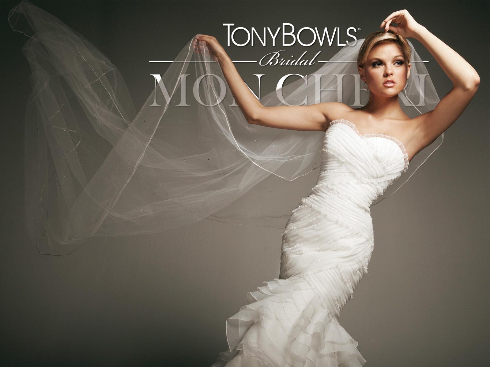 Tony Bowls 2013 Spring Bridal Wedding Dresses - World of Bridal