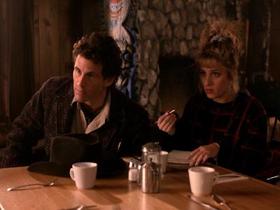 De Volta a Twin Peaks - Primeira Temporada, Episódio 3