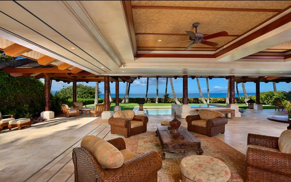 Fotos de techos csas modernas for Terrazas de madera modernas