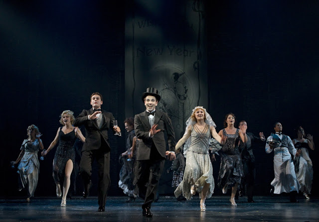 The cast of Chaplin The Musical sings and dance in this New in New York show.