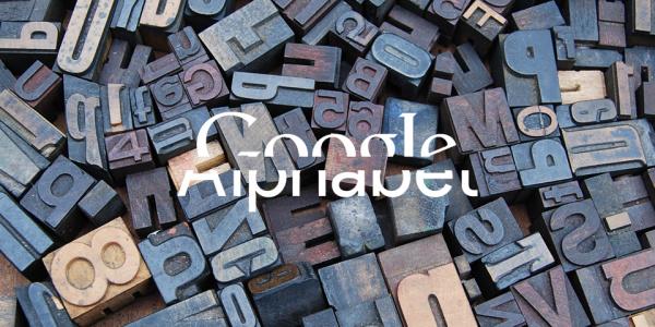 Alphabet: the new Google