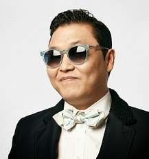 PSY's instagram account