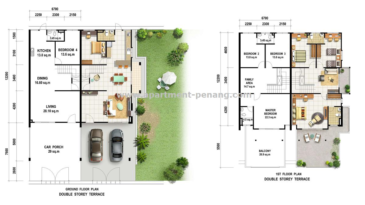Plans together with Terrace House Loft Conversion besides A A House ...