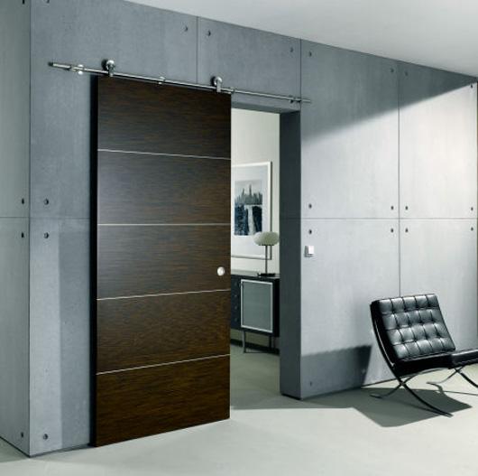 Interesantes dise241os de puertas correderas interiores  : InteresantesdiseC3B1osdepuertascorrederasinteriores1 from bonitadecoracion.com size 530 x 527 jpeg 63kB