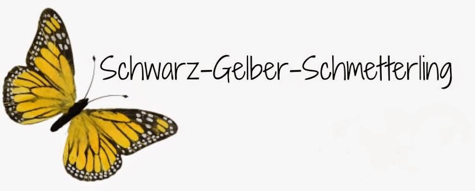 Schwarz-Gelber-Schmetterling