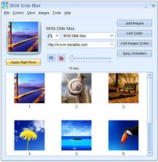 programas Download   CoolwareMax MSN Slide Max v2.1.9.8 + Keygen e Patch
