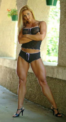 Figure Competitor - Jaime Franklin