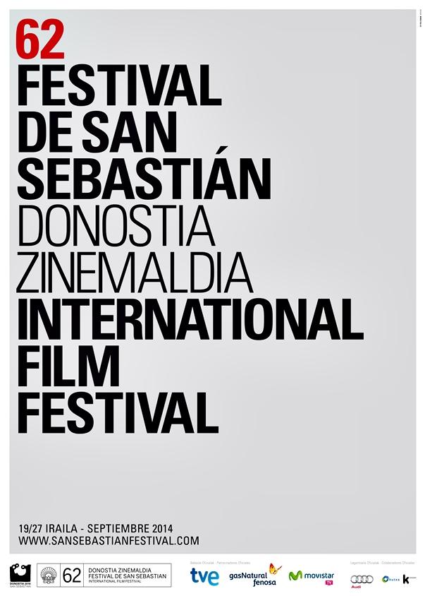 San Sebastián 2014 póster