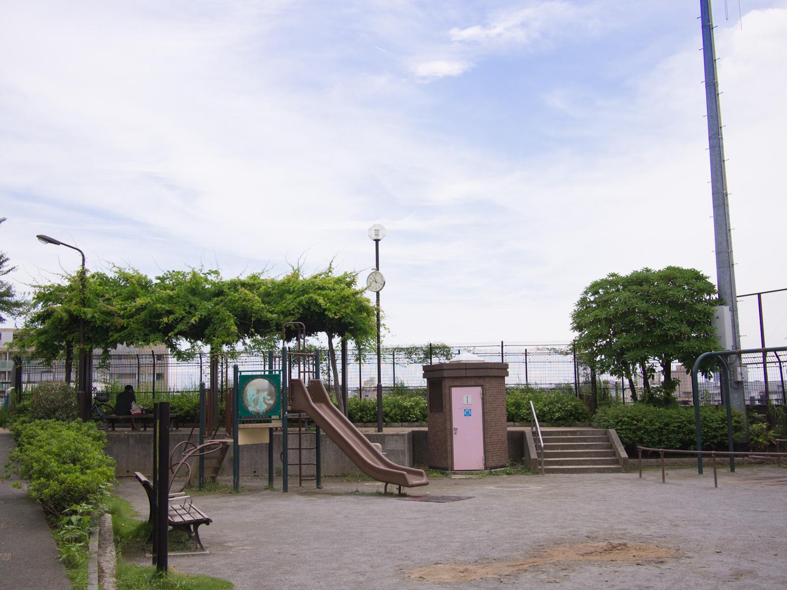 中井東公園
