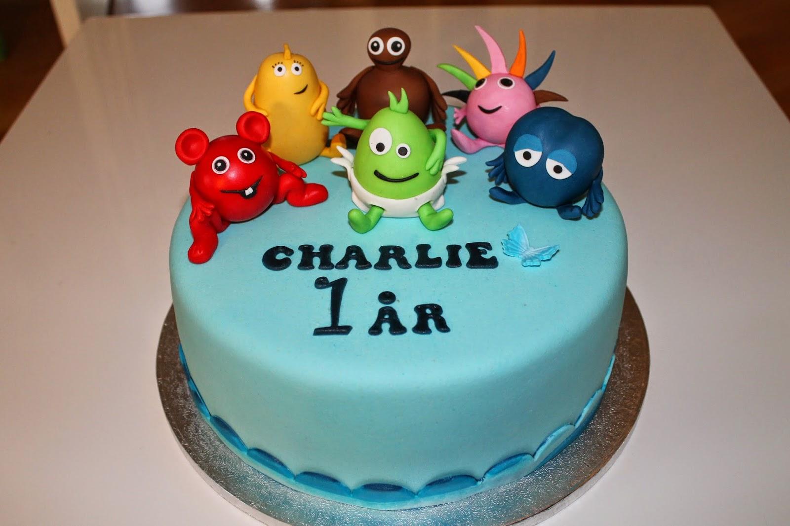 Bildresultat för babblarna tårta