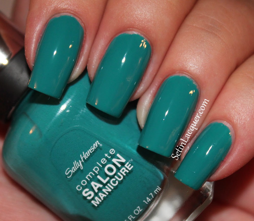 Sally Hansen New Wave Blue