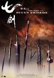 Phim Bảy Kiếm Khách Và Năm Nghĩa Sĩ
