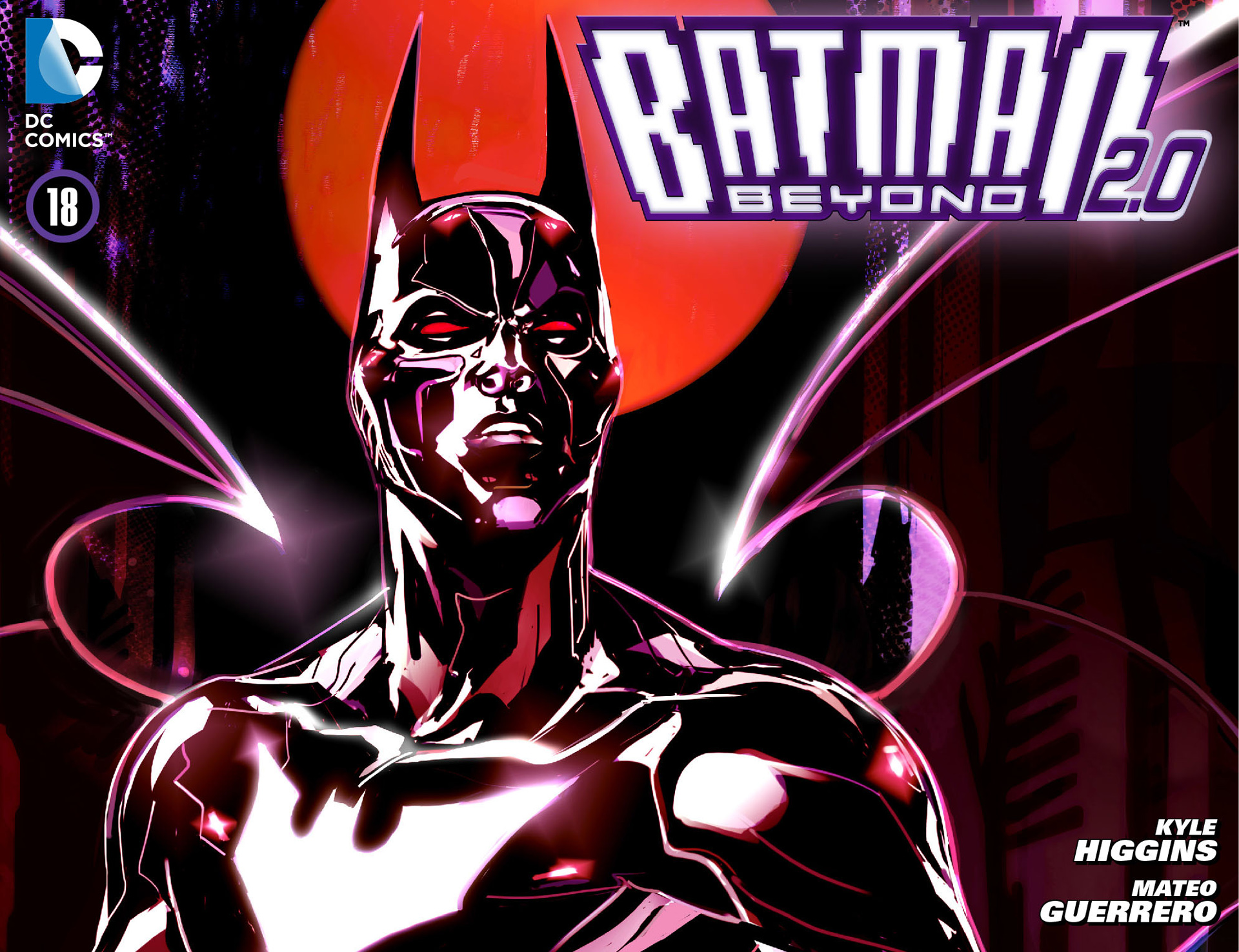 Batman Beyond 2.0 #18 #23 - English 1