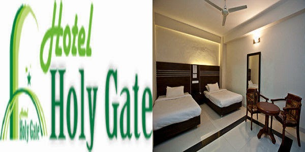 Hotel Holy Gate Room Tariffs in Sylhet